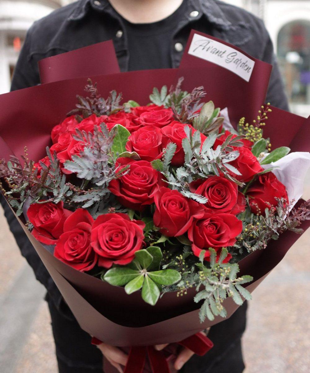 2doz Classic Roses